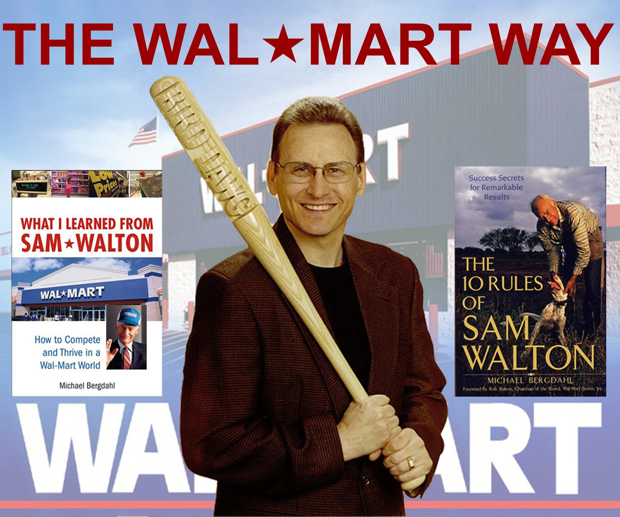 The Success Behind Man Sam Walton Of Wal Mart Way